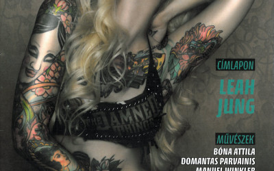 Tattoo Mania Cover