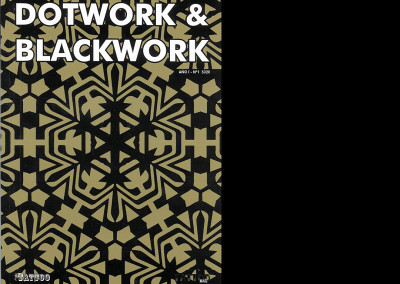 Dotwork & Blackwork Book – ARG