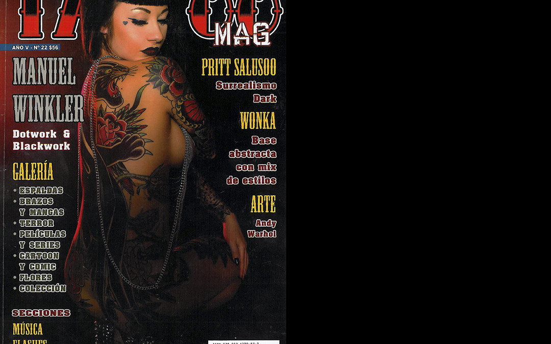 Tattoo Mag Magazine – ARG