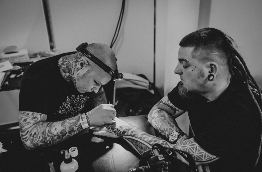 Scottish Tattoo Convention 2016