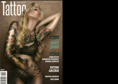 Hungarian Tattoo Magazine – HU