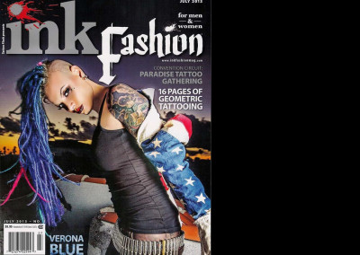 Ink Fashion Magazine – USA