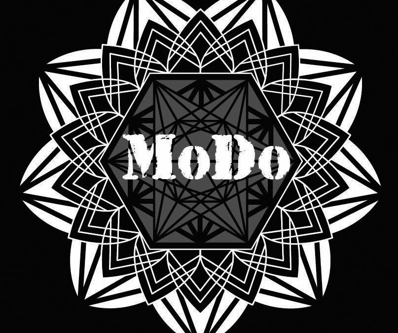 T-Shirt i designed for the band MoDo !!